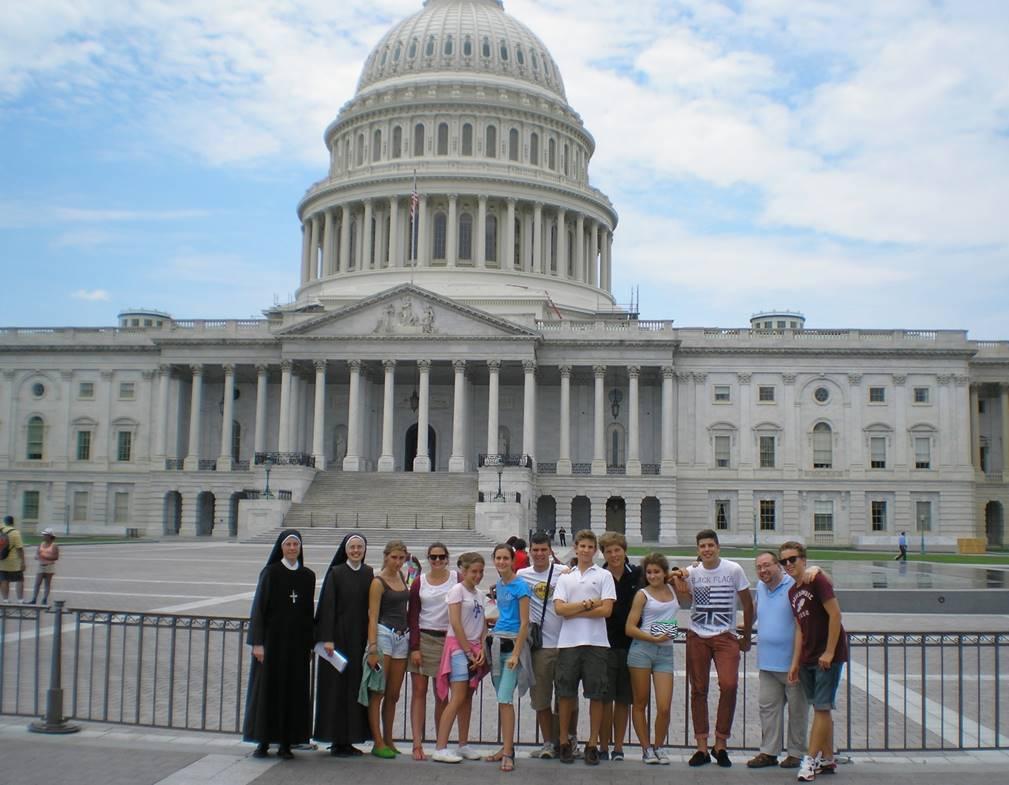 Sacro Cuore en Washington DC